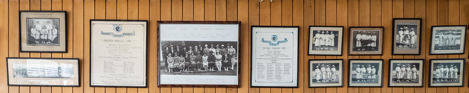 NACC North Adelaide Croquet Club History