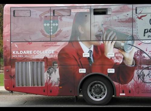 Kildare College Visit 23 June 2017