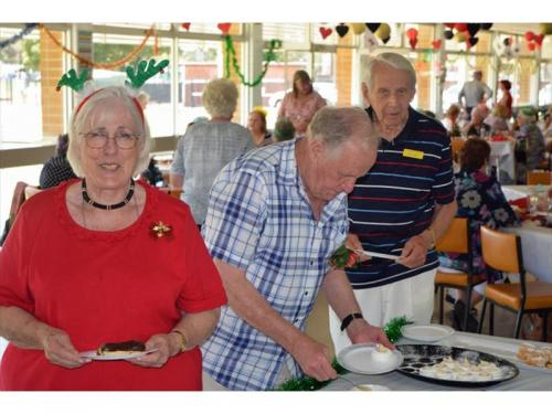 The North Adelaide Croquet Club's Christmas Lunch 2016