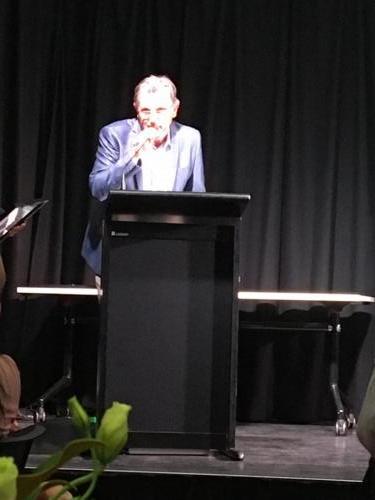 William's Community Service Award Presentation May 18th 2021