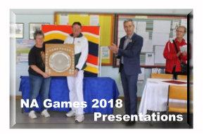 NA Games 2018 - Presentations